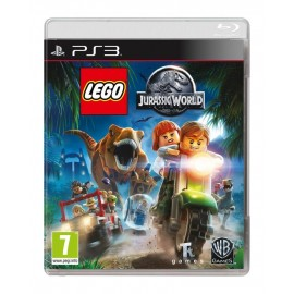 Gra Ps3 LEGO Jurassic World PL