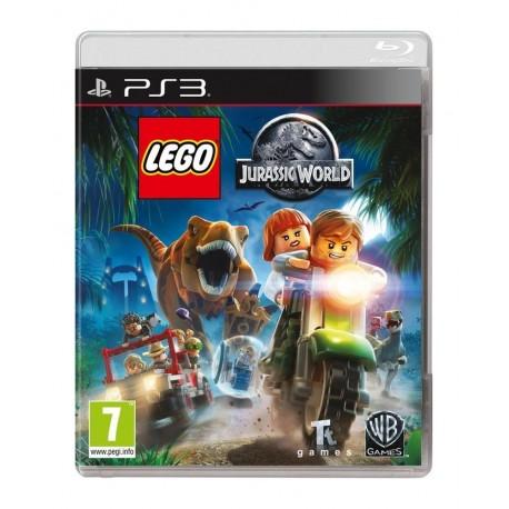 Gra Ps3 LEGO Jurassic World PL