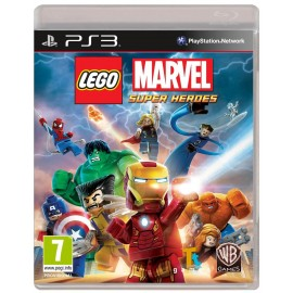 Gra Ps3 Lego Marvel Super Heroes PL