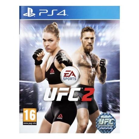 Gra PS4 UFC 2 EN,PL
