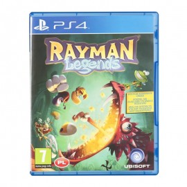 Gra PS4 Rayman Legends PL