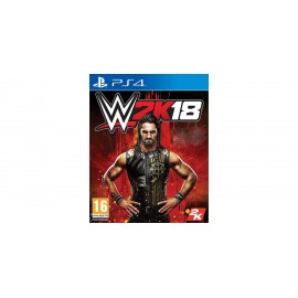 Gra Ps4 WWE2K18