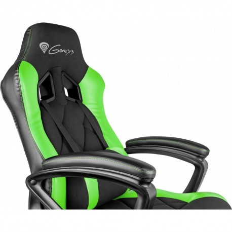 Fotel gamingowy NATEC NFG-0906 ( czarny )