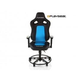 Fotel gamingowy Playseat L33T (czarno-niebieski)