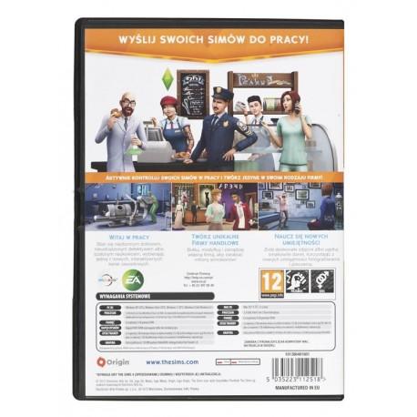 Gra PC The Sims 4 Witaj w Pracy (dodatek)