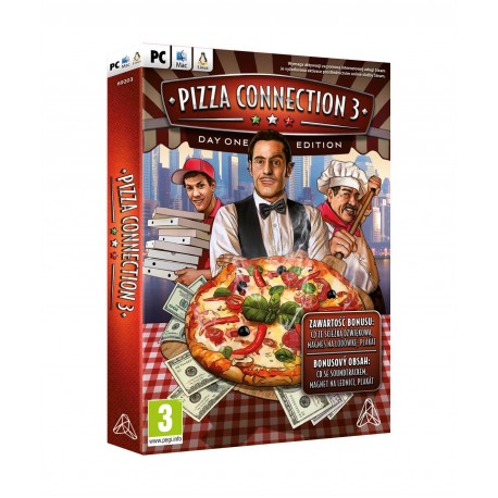 Gra Pc PIZZA CONNECTION 3