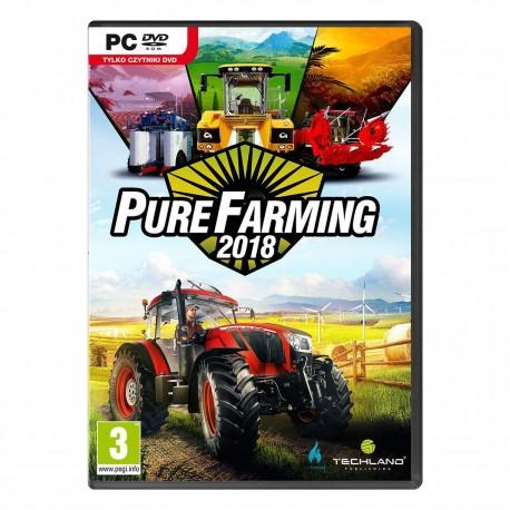 Gra Pc Pure Farming 2018