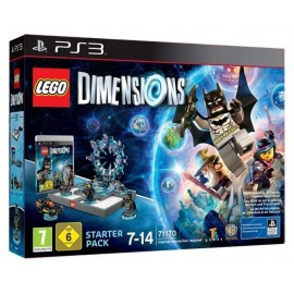 Gra Ps3 LEGO DIMENSIONS pakiet startowy