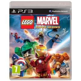 Gra Ps3 Lego Marvel Super Heroes PL