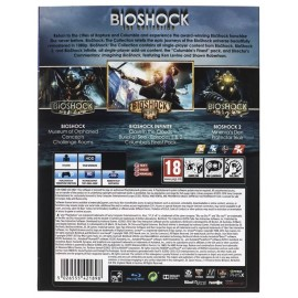 Gra PS4 Bioshock Collection EN