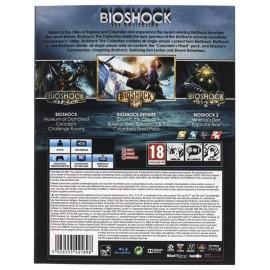 Gra PS4 Bioshock Collection EN