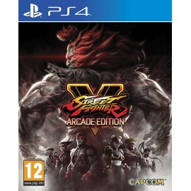 STREET FIGHTER V ARCADE EDITION PS4 PL