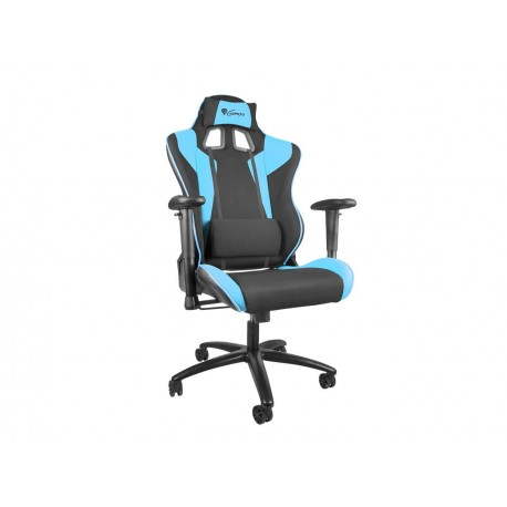 Fotel gamingowy NATEC Genesis SX77 NFG-0780 ( niebieski )