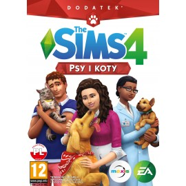 Gra PC The Sims 4 Psy i Koty Dodatek